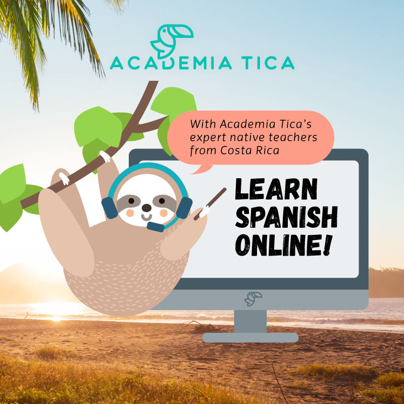 Learn Spanish with Academia Tica's online Spanish classes