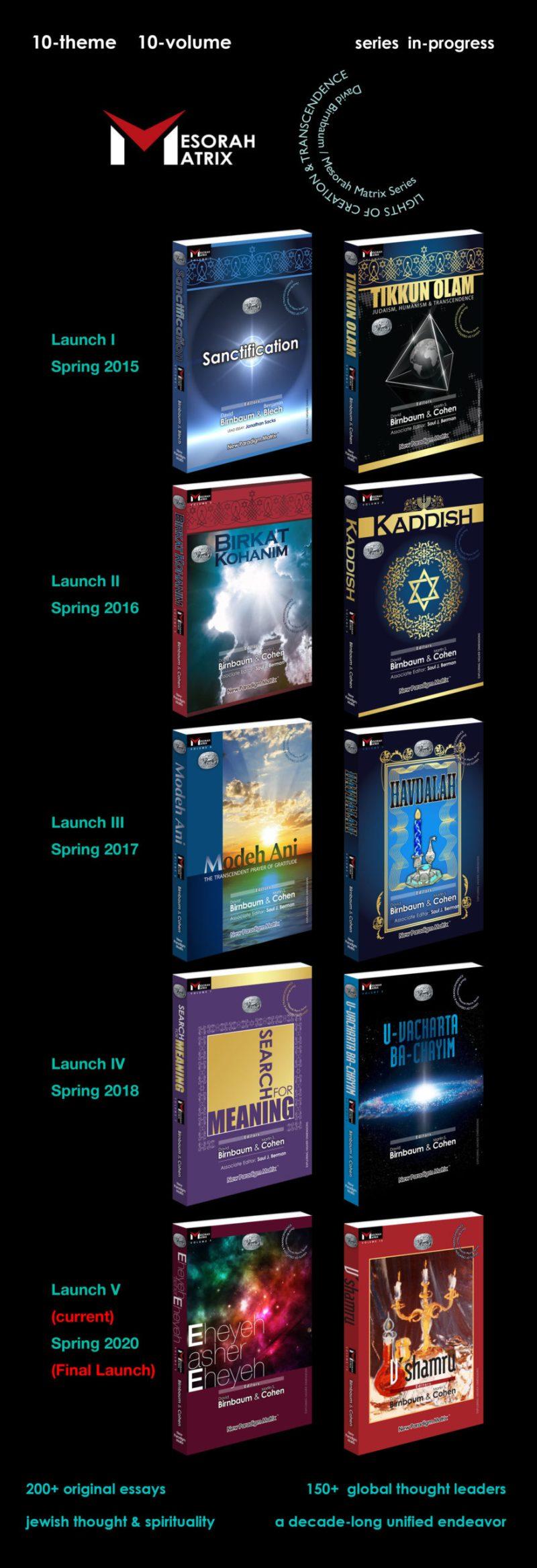 David Birnbaum - Mesorah Matrix Books