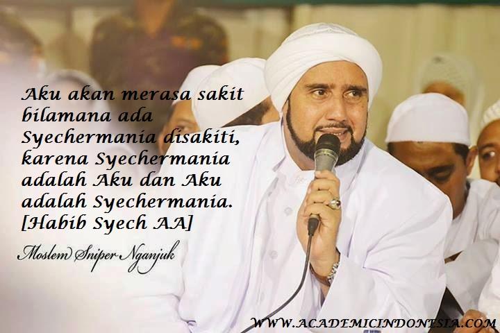 Kata-kata ajib Habib Syech