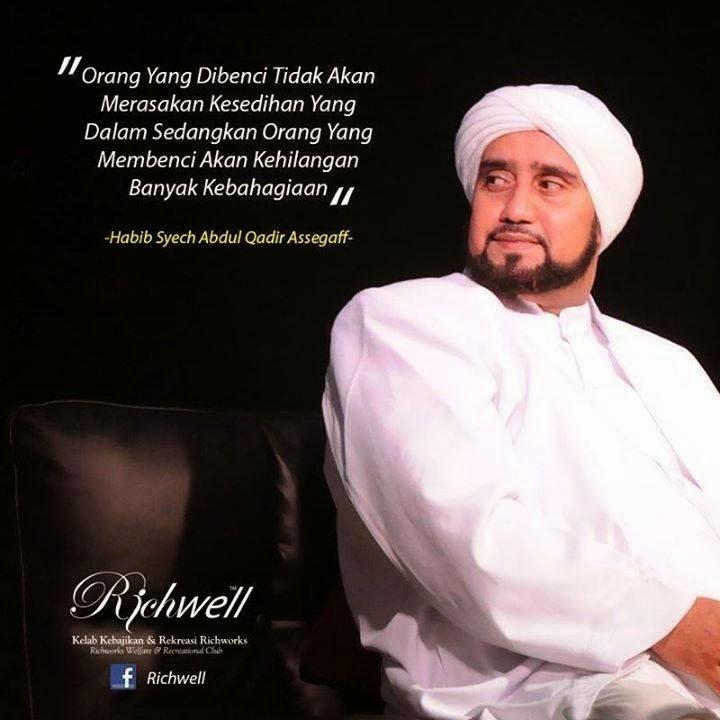 kata-kata Habib Syech