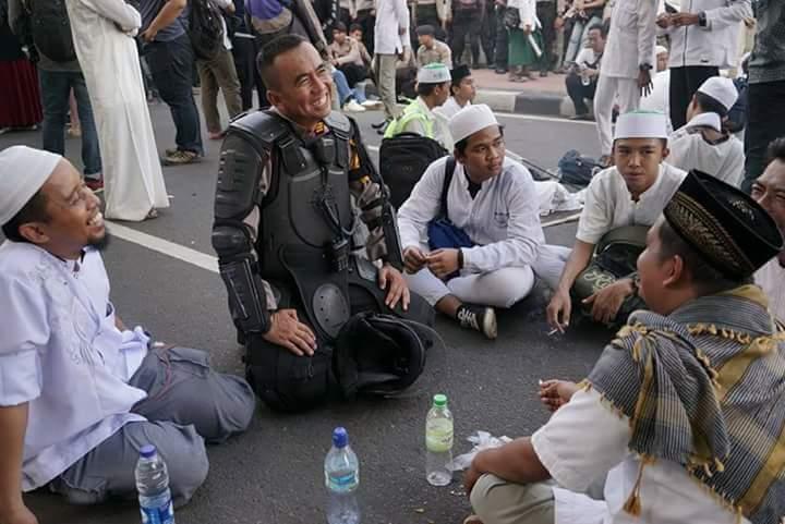 aksi damai bela al-quran