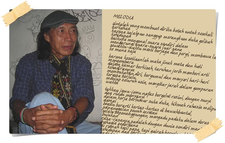 Umbu Landu Paranggi Guru Cak Nun