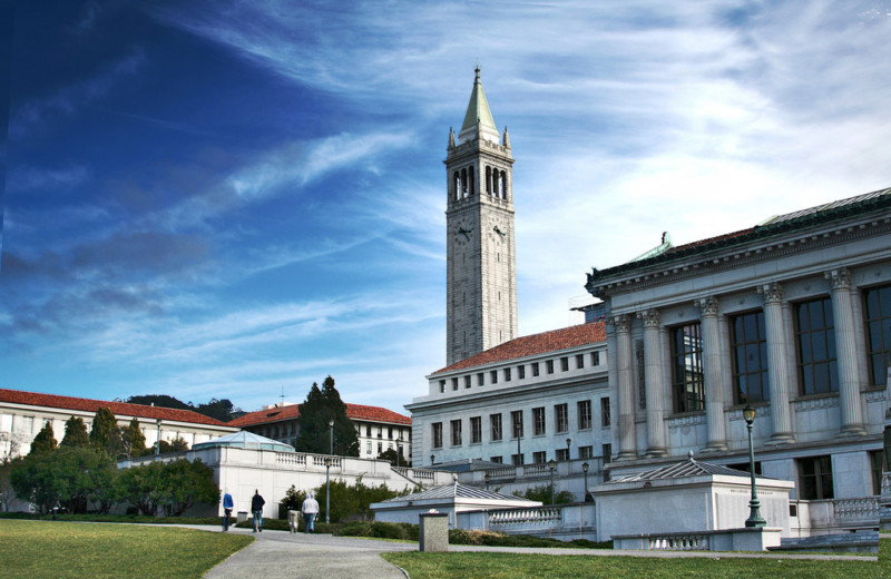 Universitas di Amerika Serikat University of California, Berkeley