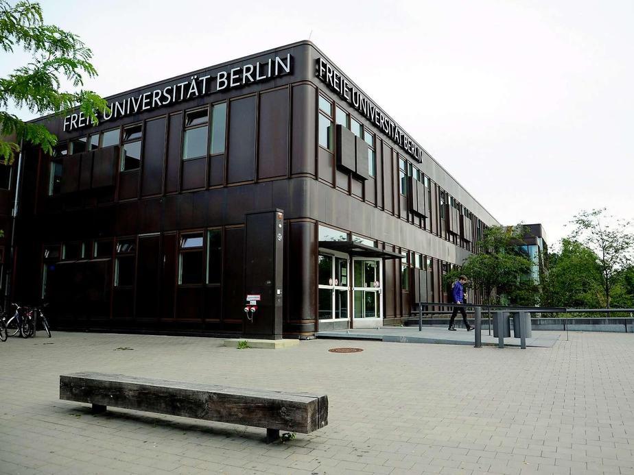Universitas terbaik di Jerman Freie Universität Berlin