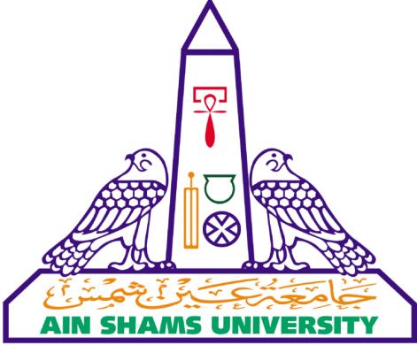 logo Universitas Ain Shams mesir