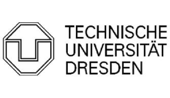 niversitas terbaik di Jerman logo Technische Universität Dresden