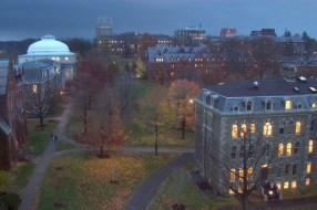 universitas di amerika Cornell University