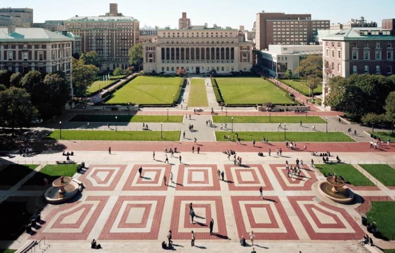 universitas di amerika serikat Columbia University New York