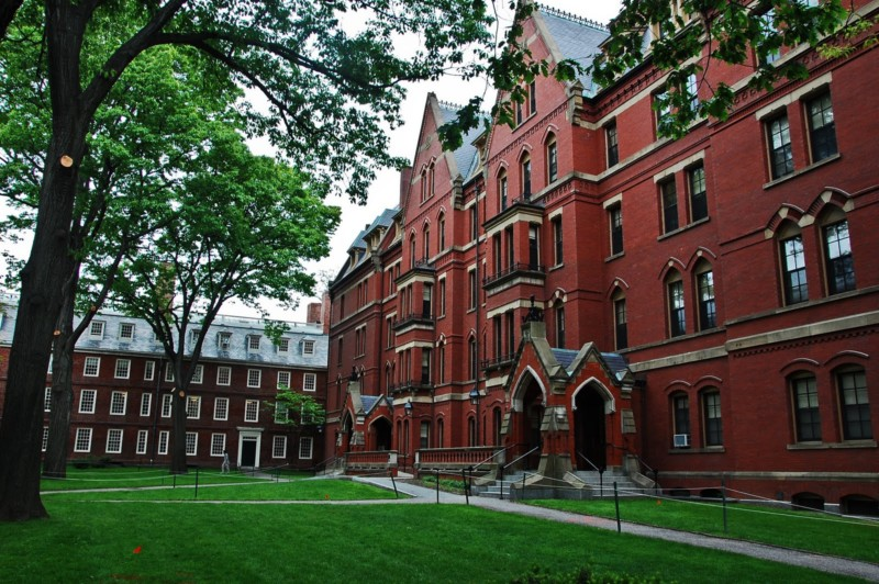 universitas di amerika serikat hardvar university