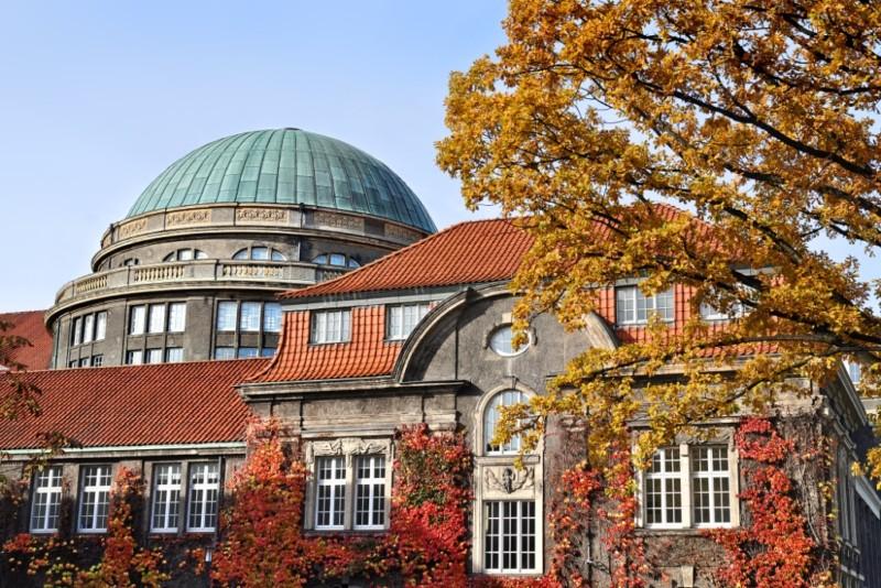 universitas terbaik di Jerman Hamburg University