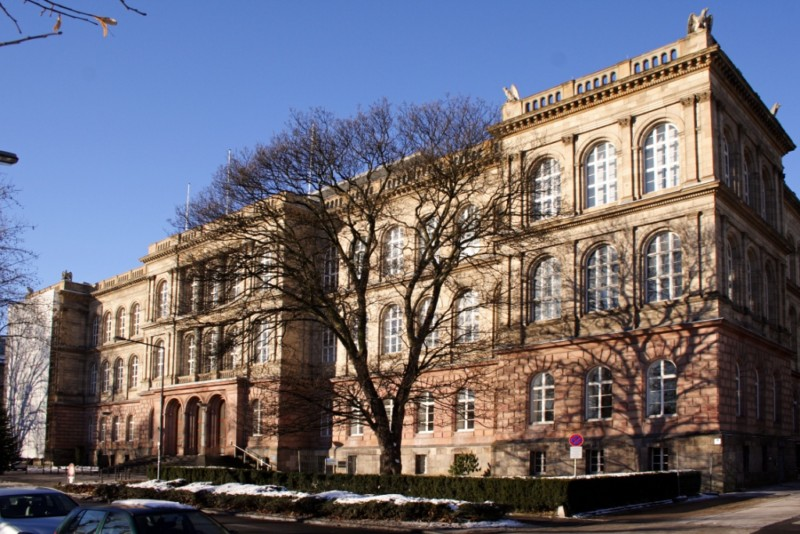 universitas terbaik di Jerman RWTH Aachen University