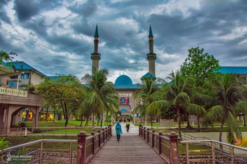 universitas terbaik di malaysia Internasional Islamic University Malaysia