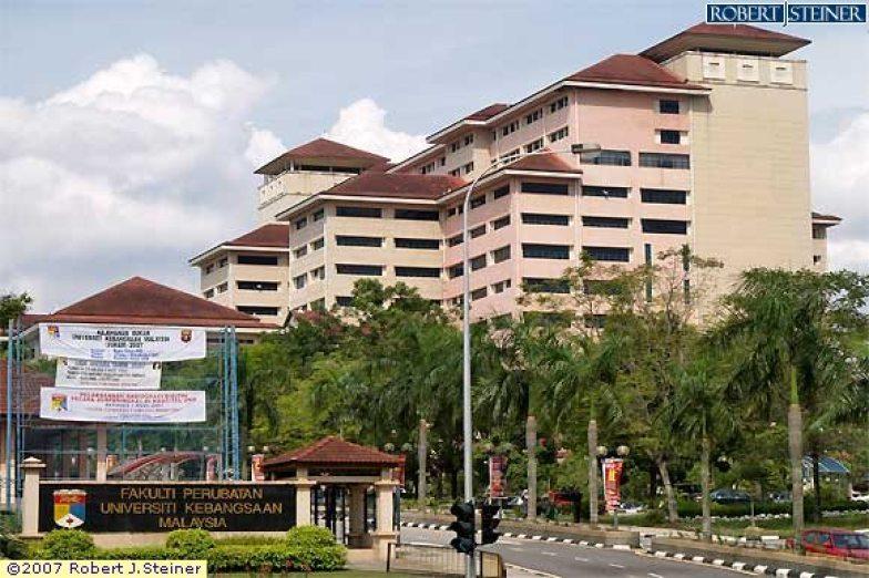 universitas terbaik malaysia Universitas Kebangsaan