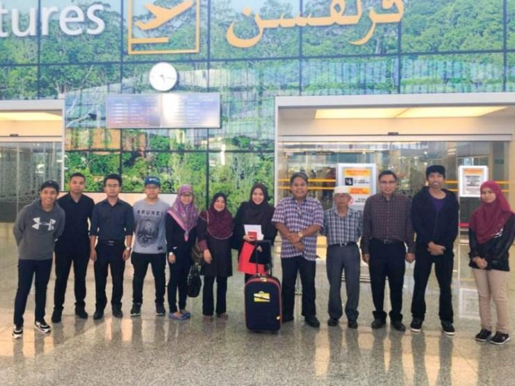 universitas terbaik di brunei darussalam 2. University of Technology Brunei (UTB)