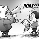 Membersihkan Dosa-dosa Berita Hoax