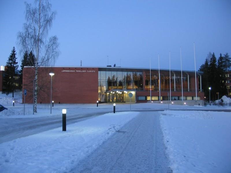 universitas terbaik di finlandia Lappeenranta University of Technology