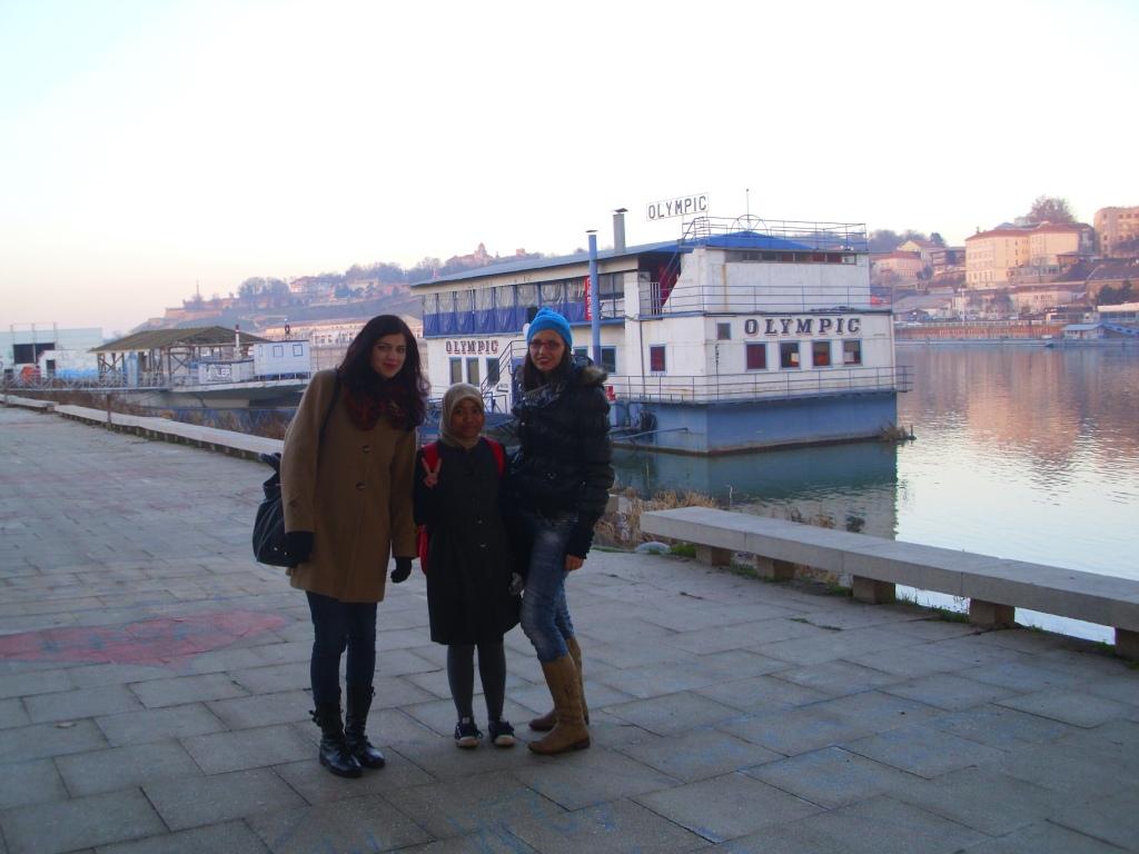 Kuliah S2 di Serbia
