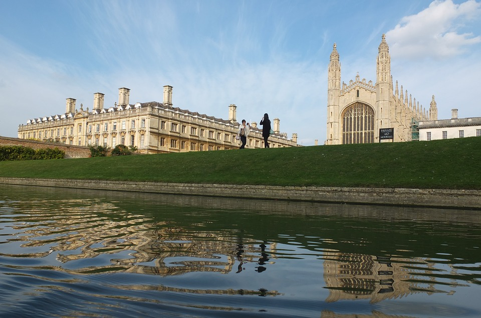 Beasiswa Penuh Master & PhD di University of Cambridge Inggris (Dibuka 3 September 2018)