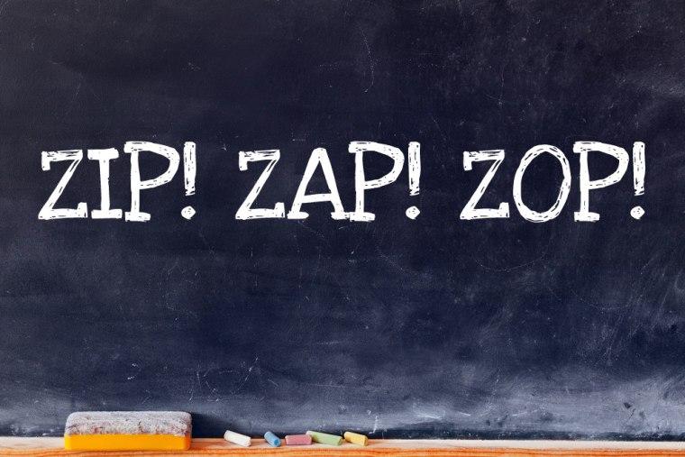 Zip-Zap-Zop