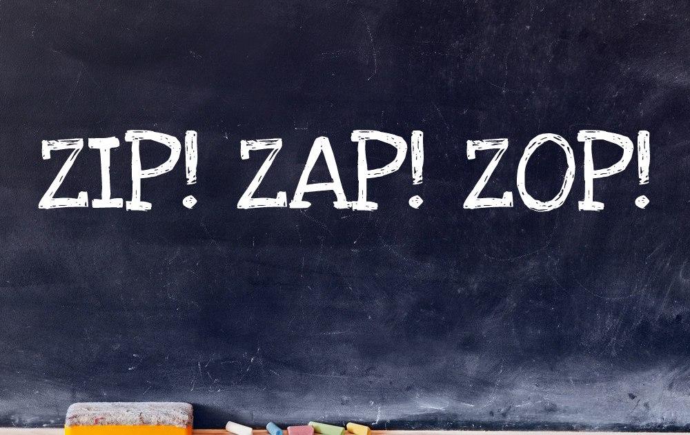 Zip Zap Spiel