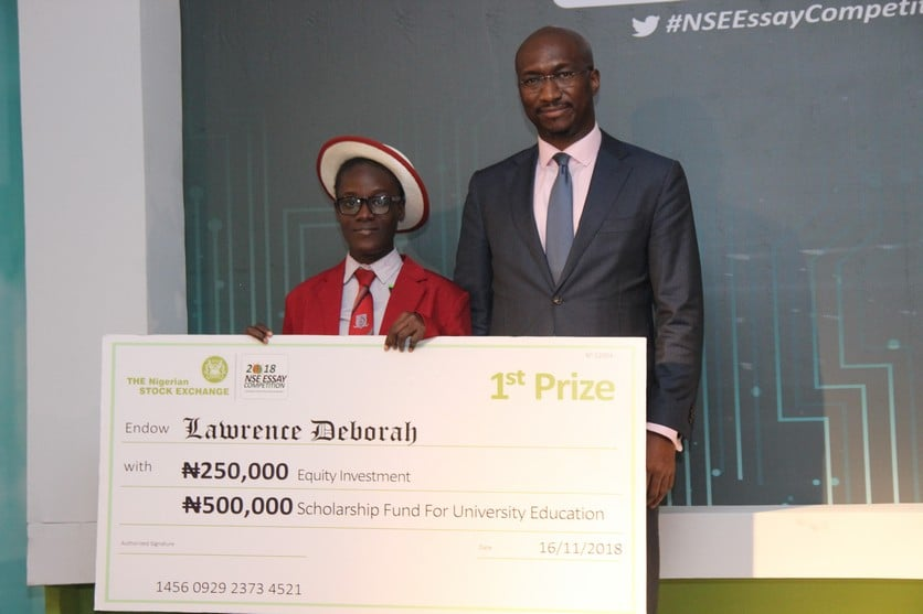 NSE-Essay-Competition-past-winner