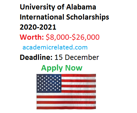 University-Alabama-Scholarships