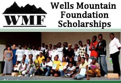 wells mountain initiative scholarship