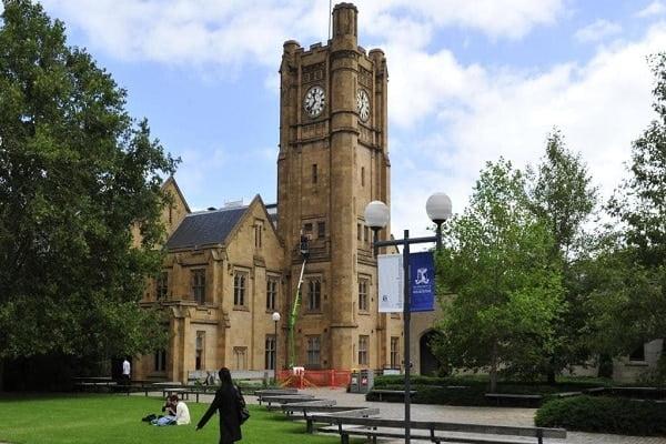 University of Melbourne's