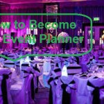 How to Become an Event Planner