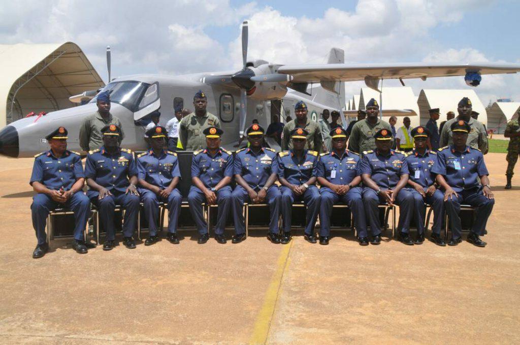 Nigerian Air Force Recruitment 2020