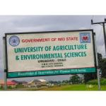 Ongoing recruitment at University of Agriculture and Environmental Science, Umuagwo Imo State