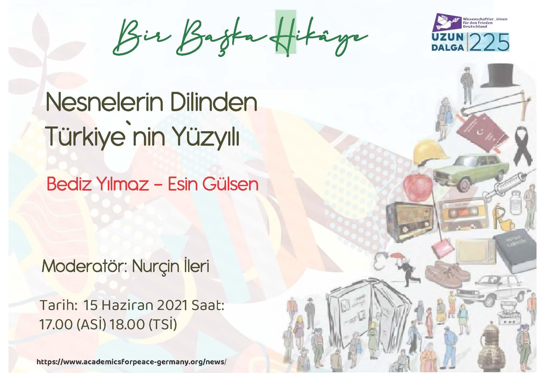 Read more about the article Bir Başka Hikâye – Nesnelerin Dilinden Türkiye'nin Yüzyılı