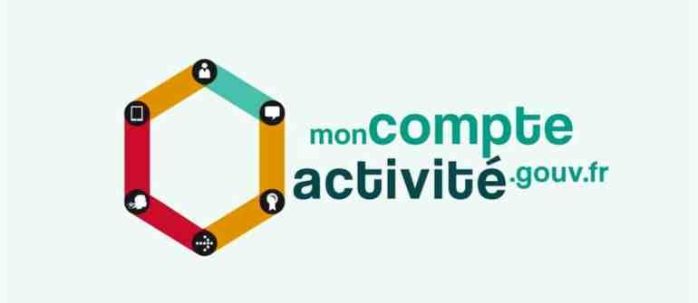 ouverture de moncompteactivite gouv fr