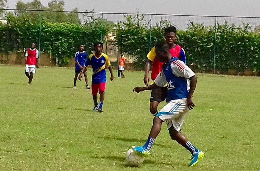 méthodologie des academies de soccer jmg