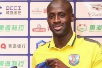 Nouvelles Octobre de JMG Yaya toure One side Qingdao Huanghai jmg management institut jmg