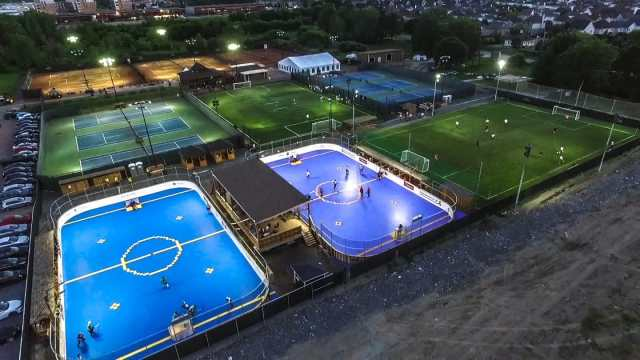 Terrain de soccer academie de soccer institut jmg