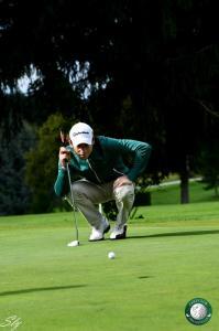 Mervin Rocchi - Joueur Playing Golf