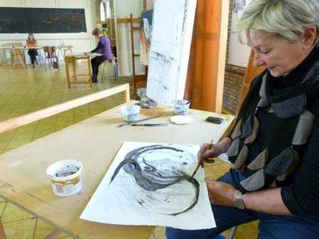 Atelier tekenkunst