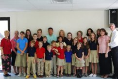 GBA Students and Teachers Sept. 2014