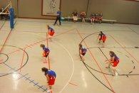 vball court