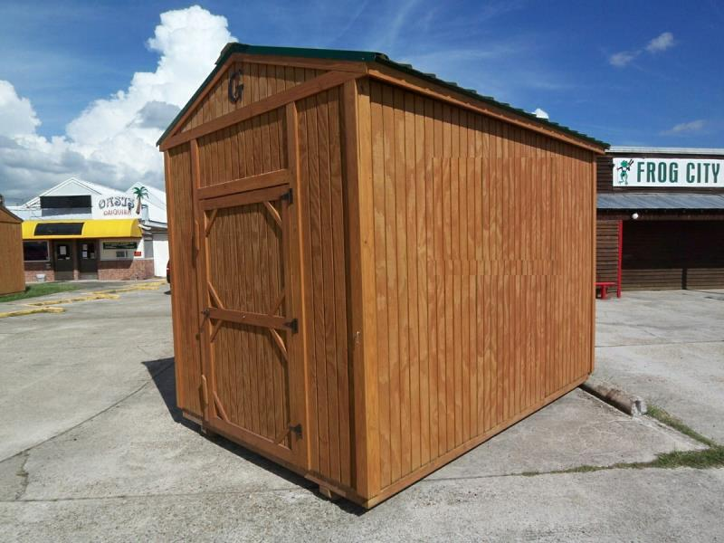 8 X 12 Utility Shed