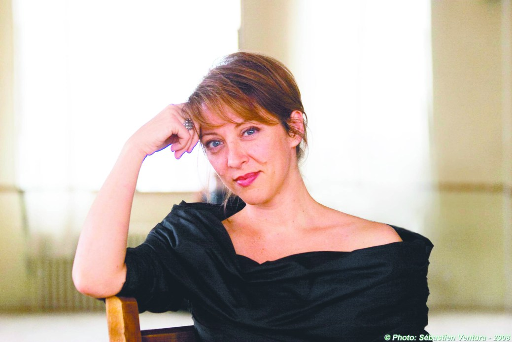 Nathalie Paulin - Photo: Sébastien Ventura