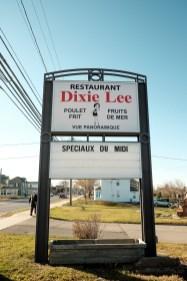 Le fameux Dixie Lee de Caraquet. - Collaboration spéciale