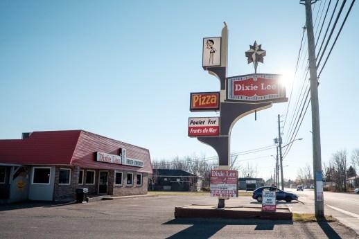Le Dixie Lee de Neguac. - Collaboration spéciale