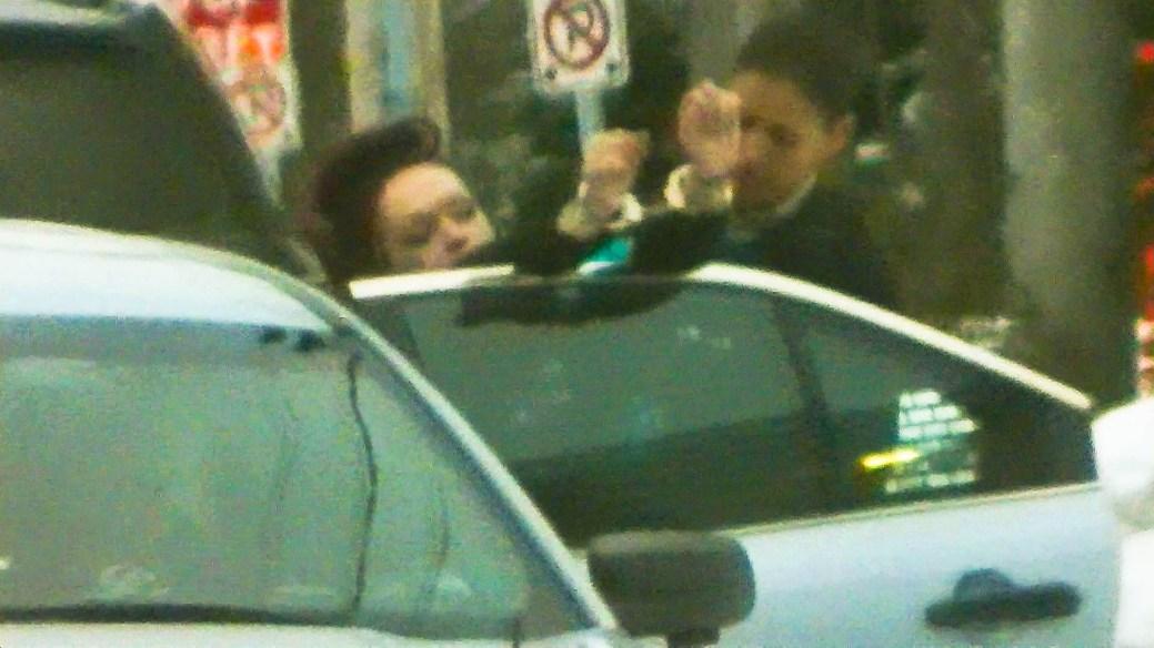 Shantelle Liebeck a été arrêtée sans incident, vendredi. - Wade Perry : Gracieuseté (crédit obligatoire)