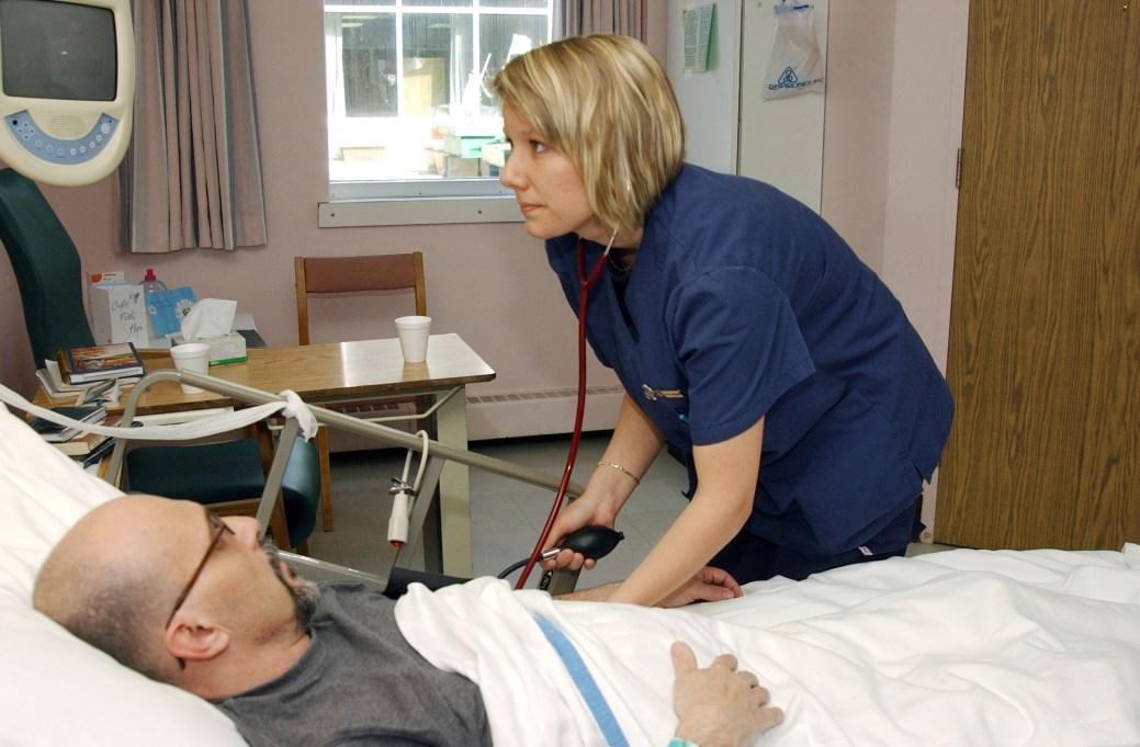 Le manque de personnel infirmier est criant au Nouveau-Brunswick. - Archives