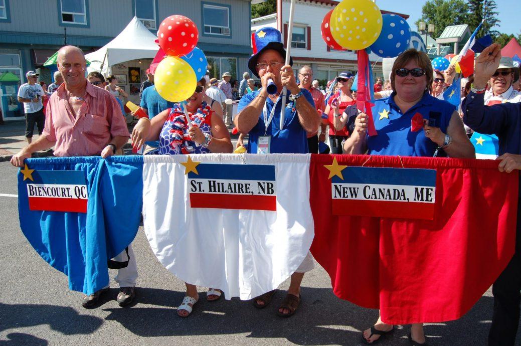 Le cinquième Congrès mondial acadien s'est déroulé du 8 au 24 août 2014 dans l'Acadie des terres et forêts, soit le nord-ouest du Nouveau-Brunswick. - Archives