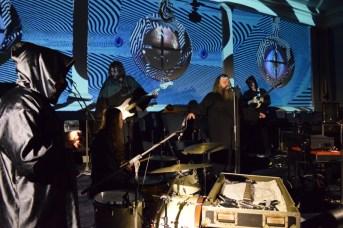Les Hôtesses d'Hilaire en spectacle au Temple maçonnique à Moncton. Acadie Nouvelle: Sylvie Mousseau