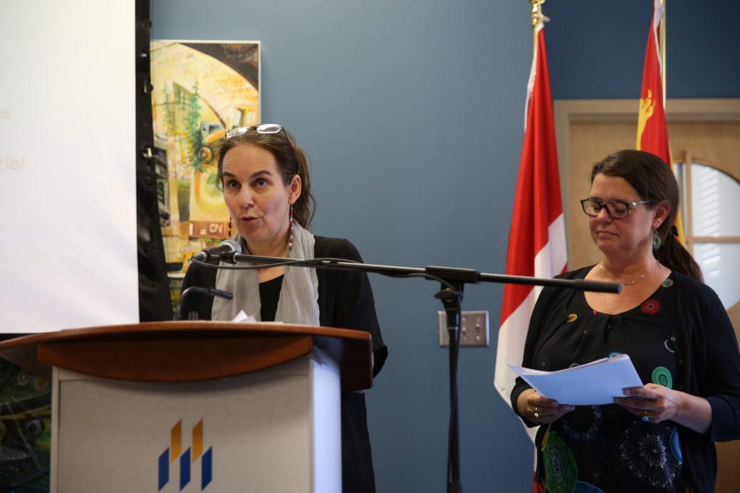 Pour leur étude, Hélène Albert et Lise Savoie ont interrogé 17 travailleuses dans le domaine des soins à domiciles de régions rurales et francophones. - Acadie Nouvelle: Marie Toulgoat