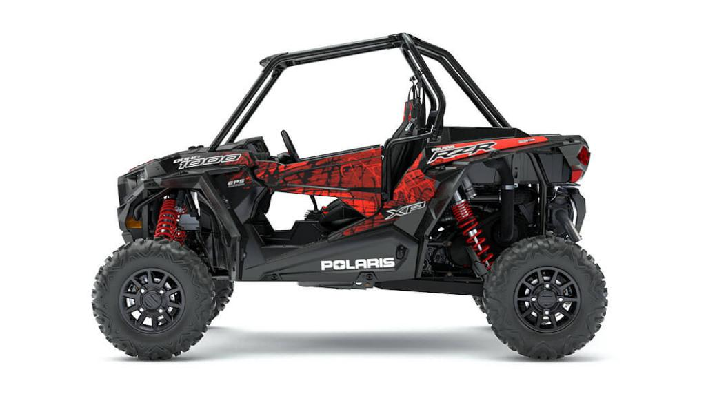 Polaris RZR XP 1000 Black Pearl 2018. - Gracieuseté